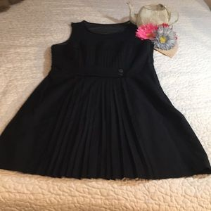Bebe black sizes 10 vintage dress